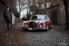 Slammed Mercedes-Benz W108 | Join VK now and always stay in contact with your friends and relatives