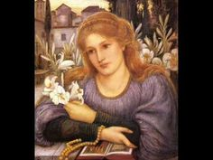 Cloister Lillies by Marie Spartali Stillman Pre Raphaelite, Arts And Crafts Movement, Shout Out, Mona Lisa, Lily, Museum, The Incredibles, Photo And Video, Artwork