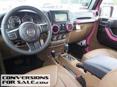 2015 Jeep Wrangler Unlimited Sahara Lifted