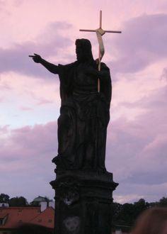 St John the Baptist, Charles Bridge, Prague