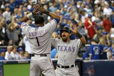 Rangers vs. Blue Jays: Game 2 Score and Twitter Reaction from 2015 MLB Playoffs