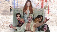 """Marat/Sade"" @ Brava Theater (San Francisco, CA)"