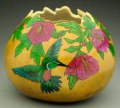 Hummingbird by Carrie Dearring