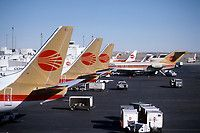 Stapleton International Airport - Continental Airlines Hub