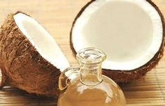 Washing your face with coconut oil! @Crystal Kash