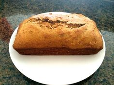 Whole Wheat Banana Nut Bread Recipe