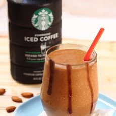 Coffee Almond Mocha Smoothie