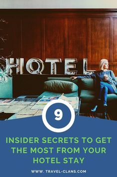 Ever had a hotel stay turn into an absolute nightmare? Everyone has had at least one. Don't let that happen ever again with these 9 Hotel Insider Secrets. Packing List For Travel, Travelling Tips, Travel Tips, Road Trip Destinations, Holiday Destinations, Winter Sun Holidays, Best Travel Deals, Hotel Stay, What To Pack