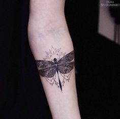 dragonfly tattoo | Tumblr