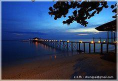 East Coast Malaysia, Pahang, Tioman Island   马来西亚东海岸 彭亨州属 刁曼岛