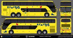 DESENHOS ONIBUSALAGOAS: REAL BUS  0223