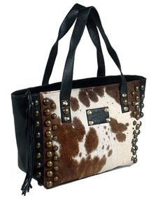The Rodeo Bag - newest bag from Holy Cow Couture