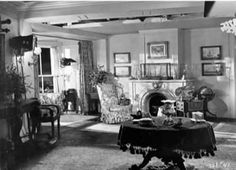 living room 2.5 production still from The Ghost and Mrs. Muir