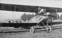 LVG B.I two-seat reconnaissance/trainer biplane. Aircraft of the Swiss Air Corps.