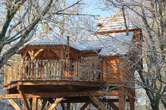 La Cabane des vacances by Nid Perché