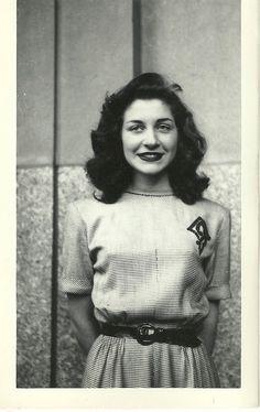 1940'sWoman