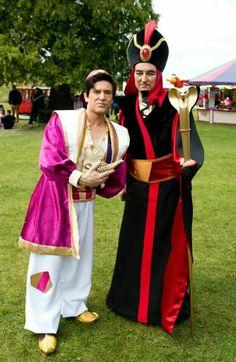 Tutbury Castles Fairytale extravaganza 2014.  #truentertainments #tutburycastlefairytaleweekend #jafarlookalike #aladinlookalike
