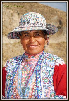 Mujer del Colca, Perú | by Gabriel Bermejo Muñoz