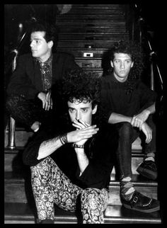 Soda Stereo promocionando Signos en Caracas, Venezuela, 1987 Soda Stereo, Recital, Music Icon, My Music, Perfect Love, My Love, Rock Argentino, Film Music Books, Just For Fun