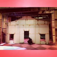 Can you guess what set piece this is from Legally Blonde?!?! Comment with your guesses!! Your last chance to see LEGALLY BLONDE is tonight and tomorrow at 7p.m. and Sunday at 2p.m.!!!