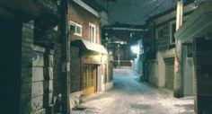 이해영! @ehaeyoung 2012년초, 홍대 골목길. / 서울 마포 서교 / 2012 08 07 /