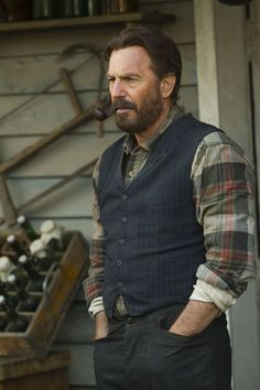 Celebrity Beard: Kevin Coster(actor)