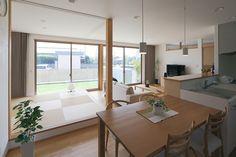 磯貝地域建築設計事務所Works  ||「K-HOUSE」