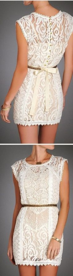 #lace #dresses #womendress Lace details.