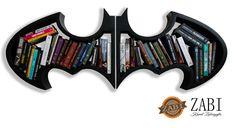Półka BATMAN logo 1998