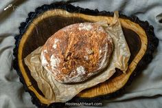 Spelt Sourdough Bread is an easy overnight recipe that tastes nutty and a little sweet. Fresh rosemary adds a smooth herb flavor. This spelt bread recipe has a crusty exterior and a soft tender center. Exactly what you look for in artisan bread. Spelt Sourdough Bread, Sourdough Recipes, Artisan Bread Recipes, Bread Starter, Starter Recipes, Baking, Breakfast, Herb, Smooth