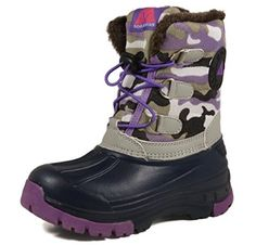 The North Face Alpenglow Lace Size 2 M Us Last Style toddler/little Big Kid Purple