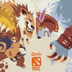DOTA 2 URSA by ~louissry on deviantART