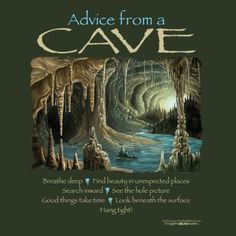 Advice from a Cave, Large