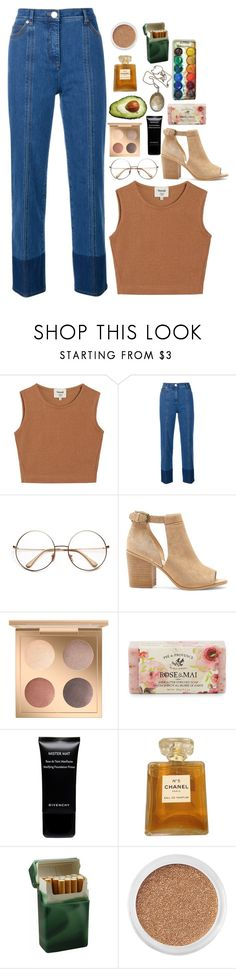 """""""now show me some love"""" by grandbudapest ❤ liked on Polyvore featuring Samuji, Valentino, Sole Society, MAC Cosmetics, Pré de Provence, Givenchy, Vintage Collection, Chanel, Bare Escentuals and 100daysofpoly"""