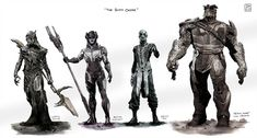 Hyped af for Infinity War. Might add Gamora and Nebula since to this too and have a family reunion The Black Order Marvel Concept Art, Alien Concept Art, Black Order Marvel, Marvel Avengers, Marvel Comics, Black Dwarf, Gamora And Nebula, Cosplay, Manga Games