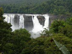 Athirappalli Falls: Waterfalls in Kerala