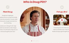 Brad Pitt's younger brother Doug Pitt makes a surprise appearance in a Virgin Mobile Australia ad.