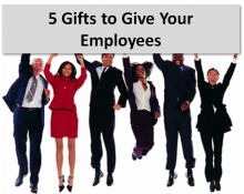 5 Gifts to Give Employees via @catherineadenle