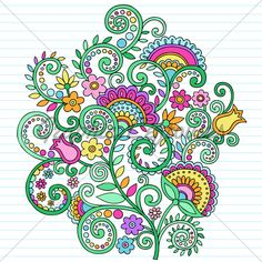 notebook-doodle-vines-color.jpg (500×500)