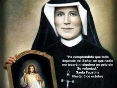 Dia de Sta Faustina