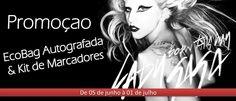 Promoção Lady Gaga - 2011