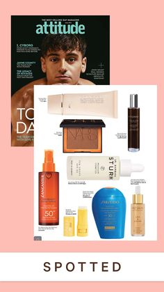 One of my favourite summer skincare products is @mzskinofficial Lift & Lustre ✨ The liquid gold formula gives you instant radiance & hydrates your skin, leaving you with a beautiful glow! Loved seeing it featured in this month's @attitudemag ❤️ #mzskin #drmaryamzamani #mzglow #liquidgold #highlight #wrinkles #luxuryskincare #attitudemagazine #press #skincare #attitude Team Gb, Liquid Gold, Highlight, Attitude, Skincare, Glow, Cosmetics, Summer, Beautiful