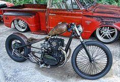 Yamaha xs650 bobber for sale - Yakaz Motorcycles