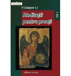 Meditaţii pentru preoţi -Vol. III Books, Livros, Libros, Book, Book Illustrations, Libri