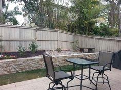 My Garden Oasis in our backyard