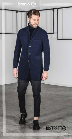 L'uomo DISTRETTO 12 è un viaggiatore amante della vita, dell'eleganza e dello stile, è un uomo istintivo che indossa i capi sempre e comunque al momento giusto.  Ti aspettiamo da #JeansandCocollezioni per scoprire l'intera collezione 😉 #outfit #clothes #fashion #man