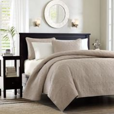 Madison+Park+Mansfield+Quilted+Coverlet+Set