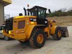 Caterpillar 938K year 2014 with 2800 hrs for sale