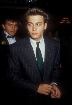 johnny depp 1991