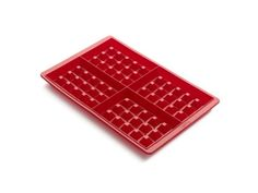 Amazon.com: Lekue 0215000R01M017 Silicone Waffle Mold, Red, Set of 2: Baking Molds: Kitchen & Dining
